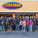 Tampa Bay Ruff Ryders Cookson Hills Toy Run Charity Ryde