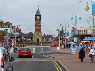 Skegness clock tower