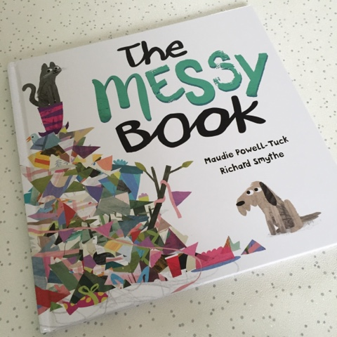 the-messy-book