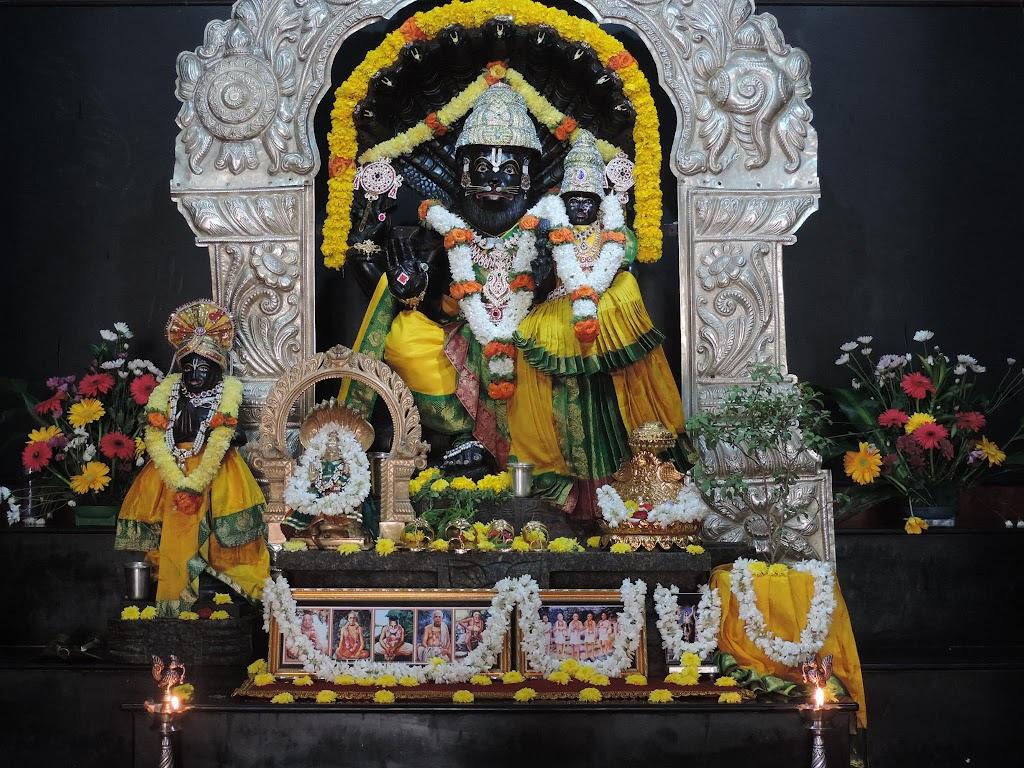 ISKCON Bangalore Deity Darshan 4 Jan 2016  (7)