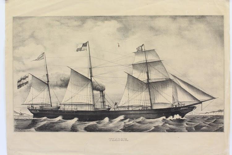 Litografia del vapor THARSIS. Copyright Museu Maritim de Barcelona. Nuestro agradecimiento a Mª Dolors Jurado Jimenez.JPG