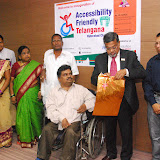 Launching of Accessibility Friendly Telangana, Hyderabad Chapter - DSC_1223.JPG