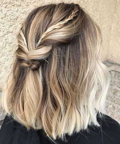Updo Bob Hairstyles For Women