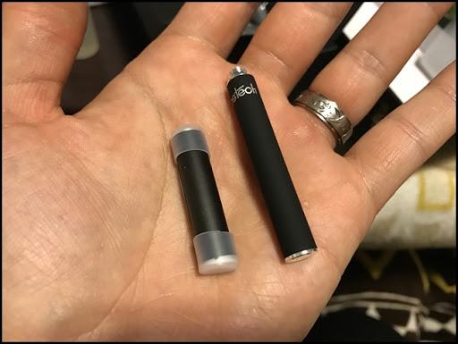IMG 0894 thumb%25255B3%25255D - 【スターター】costech スターターキットレビュー!タバコサイズで楽々VAPE?職場でも浮かないステルスなVapingを!