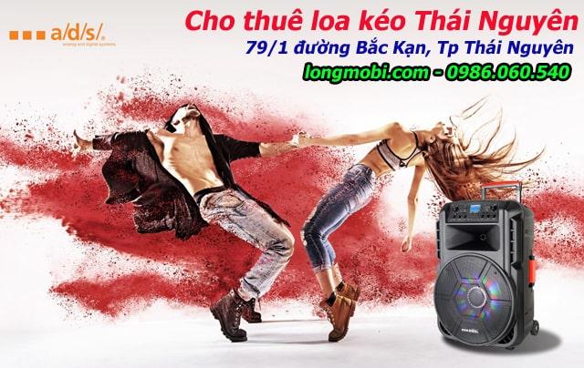 cho thue loa keo tai thai nguyen