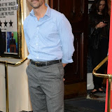 WWW.ENTSIMAGES.COM -   Patrick Grant  arriving  at     Great Britain - press night at Theatre Royal Haymarket, London September 26th 2014West End Opening at Theatre Royal Haymarket for Richard Bean's GREAT BRITAIN -  Play about an ambitious tabloid editor in production described as anarchic satire about the press, the police and the political establishment.                                                    Photo Mobis Photos/OIC 0203 174 1069