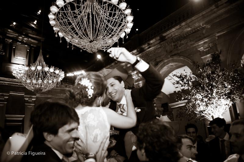 Foto de casamento 2944pb de Priscila e Felipe. Marcações: 05/11/2011, Casamento Priscila e Luis Felipe, Rio de Janeiro.
