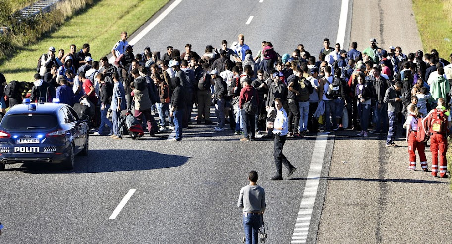 Denmark seizes refugees' assets