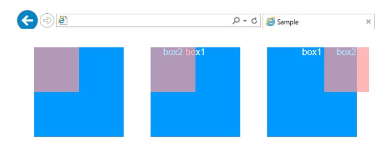 先ほどの要素のIE11で表示させた画像