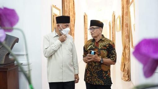 Gubernur Sumbar Dukung Penuh Chatib Sulaiman Jadi Pahlawan Nasional