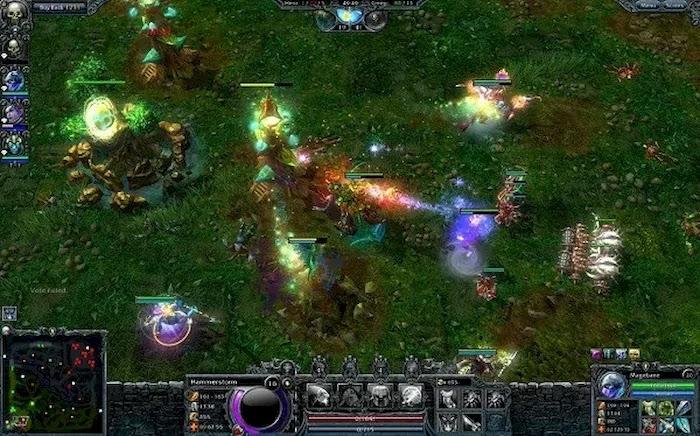 Popular PC MOBA Games HON