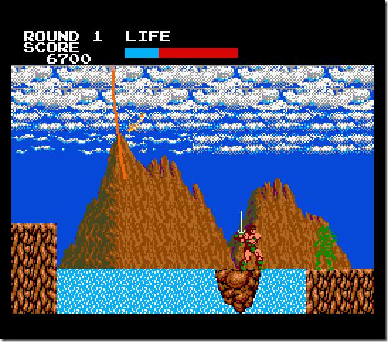 Rastan Saga (Taito, 1988) (2)