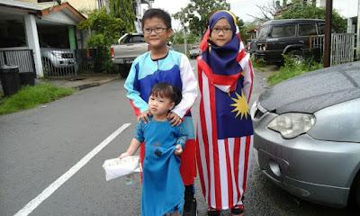 Selamat hari Malaysia Ke 53