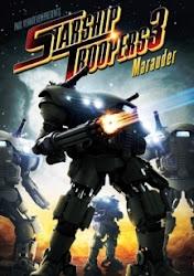 Starship Troopers: Marauder - Nhện Độc Không Gian: Phần 3