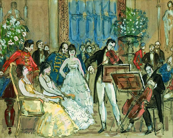 Gifford Beal - Musicale