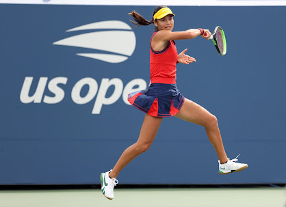 Emma Raducanu (Tennis) Biography, Age, Height, Weight, Boyfriend, Family, Facts, Wiki & More
