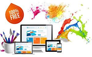 Thiết kế website miễn phí: web công ty, bán hàng online, shop