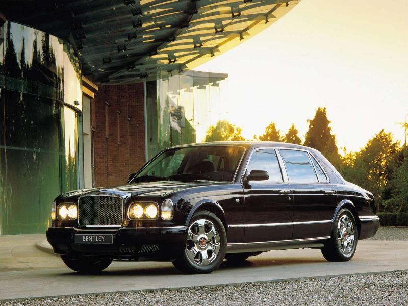 2003 Bentley Arnage Sedan Specifications Pictures Prices