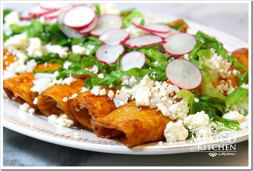 Easy mexican enchiladas recipes