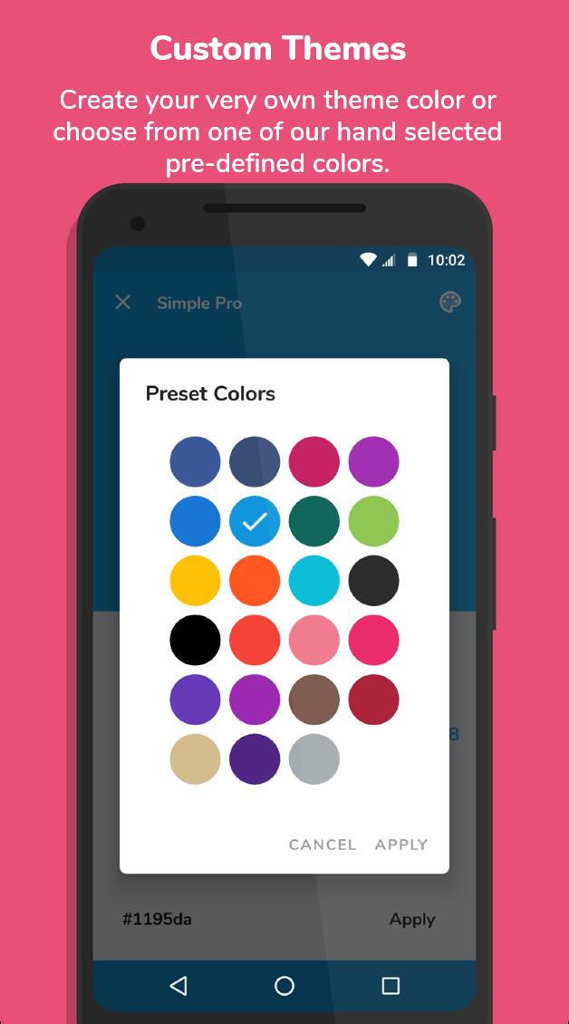Simple Pro for Facebook & more Screenshot 2