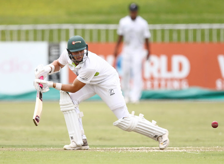 Warriors batsman Edward Moore is third on the run-scoring list in South Africa domestic four-day cricket this season.