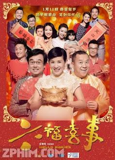 Xin Chào Baby - Hello Babies (2014) Poster