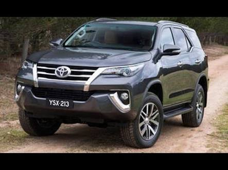 New Toyota Fortuner specifications | Carzian