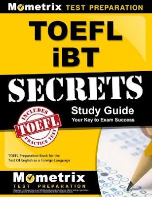TOEFL iBT Secrets Study Guide pdf free download