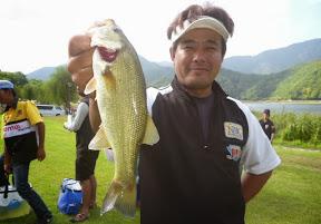 31位 清水健プロ 1本 380g