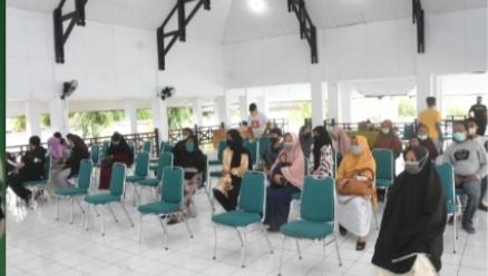 Bupati Soppeng Tiba di Rumah Jabatan, 78 Orang Pengungsi dari Sulbar Dibawa ke Soppeng