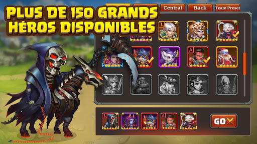 Code Triche Heroes Charge APK MOD screenshots 4