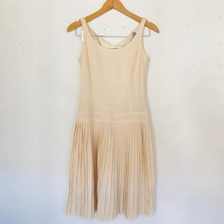 Burberry Blue Label Tennis Dress