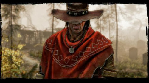 Screen Shot Of Call of Juarez Gunslinger (2013) Full PC Game Free Download at Alldownloads4u.Com