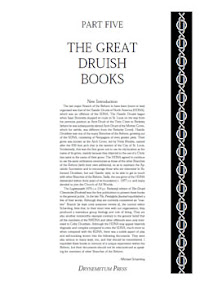 Cover of Reformed Druids's Book Anthology 05 The Great Druish Books