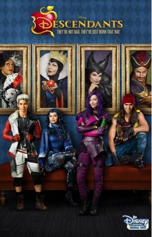 Bara Lotus Garden: Descendants: A Disney Channel Original