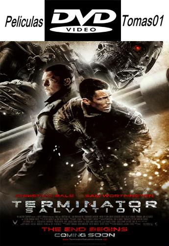Terminator 4: La Salvación (2009) DVDRip