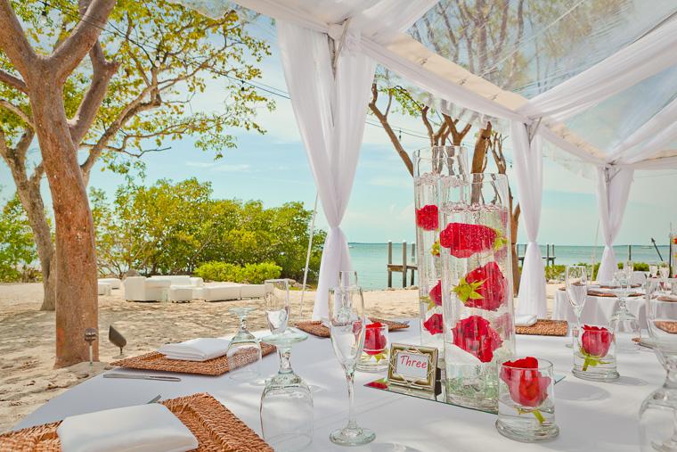 Outdoor Wedding Ceremony Inspiration | FL Keys Wedding ...