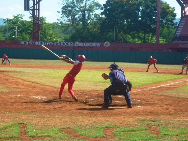 SCU vs GTM beisbol sub-18