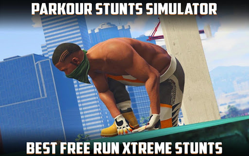 Real Parkour Stunts Simulator 1.2 screenshots 3