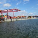 Port de Gennevilliers : bassin