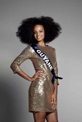 2017 Miss Guyane
