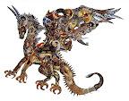 Jeweled Dragon