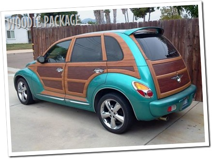 Pt Cruiser Woodie Package - autodimerda.it