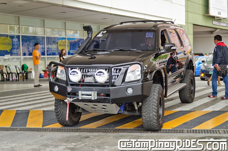 All-terrain Alterra Isuzu Custom Pinoy Rides Car Photography 4x4 Offroad Manila Philippines pic5