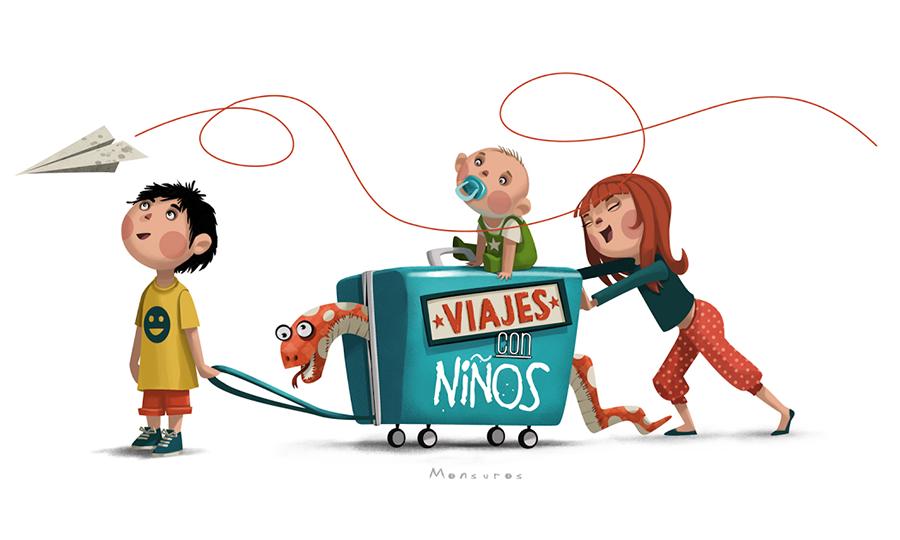 Nace Viajes con Niños