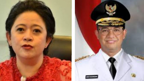 Tak Mau Prabowo Lagi, Politikus Senior PDIP Ini Usul Pasangan Puan-Anies di Pilpres 2024