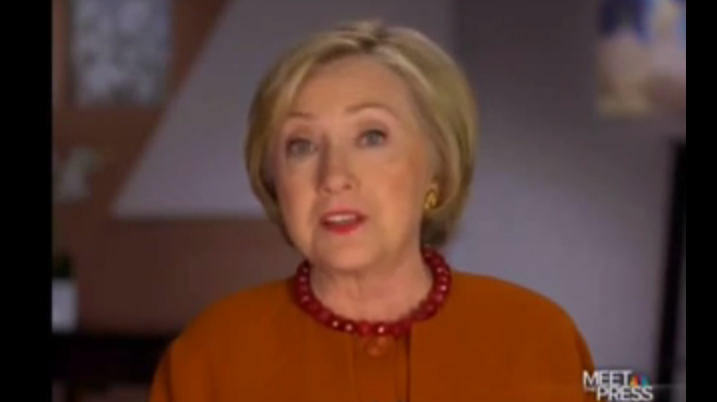 Hillary Clinton's rare frankness on abortion