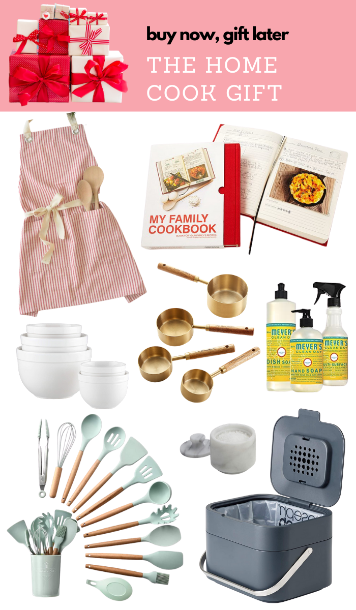 gift guide 2020, gift guide for the cook, home cook gifts