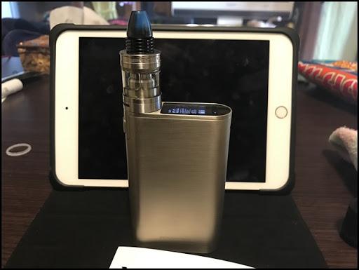 IMG 0516 thumb%25255B4%25255D - 【MOD】「Joyetech Cuboid 200 Mod」おまえは今まで吸ったVAPINGの回数をおぼえているのか?パワー系爆煙MODレビュー!【Joyetech】