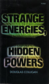 Cover of Douglas Colligan's Book Strange Energies Hidden Powers